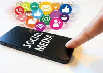 Media Sosial. Ilustrasi
