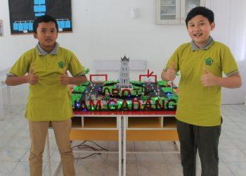 tim jam gadang robotic