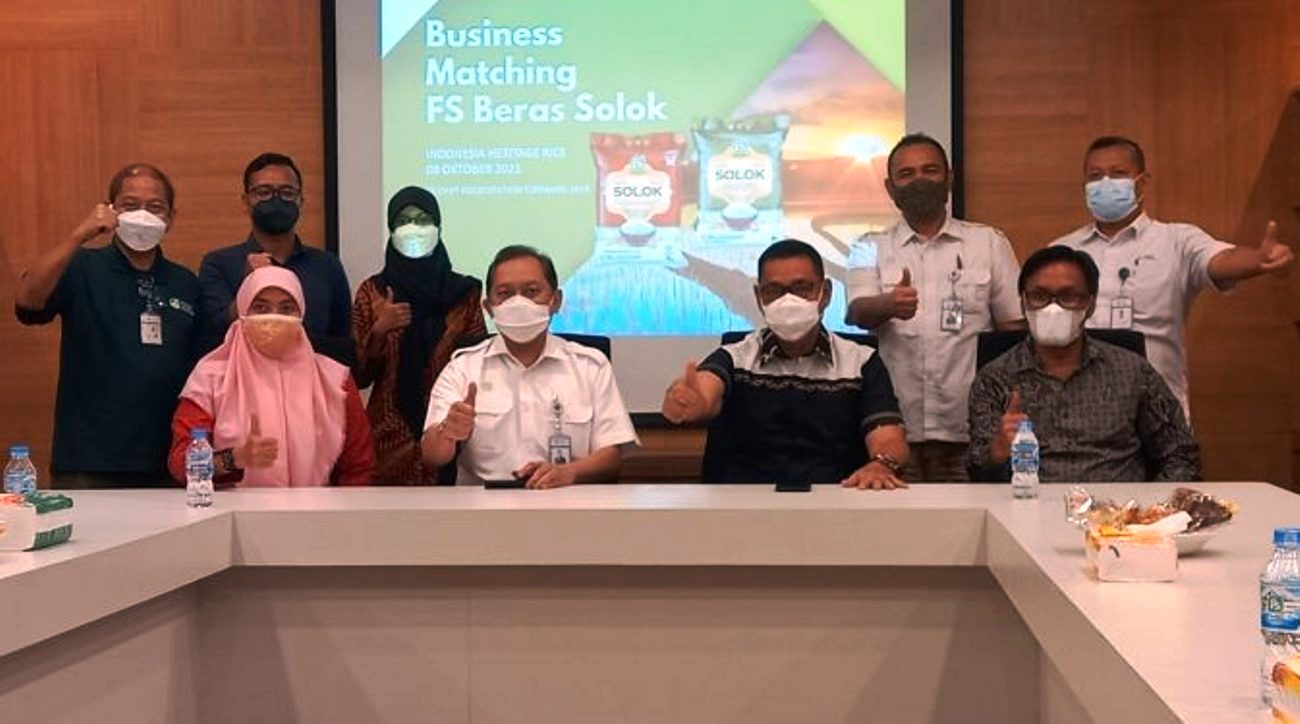 Beras Solok ASN Jakarta