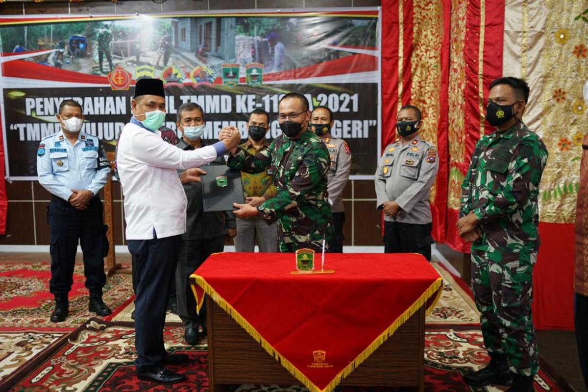 Bupati Solok TNI Milik Rakyat